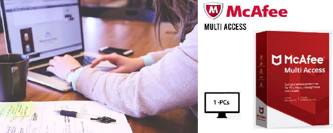 ANTIVIRUS MCAFEE MULTI ACCESS