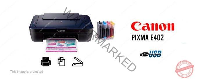 Impresora Canon E402 Multifuncional