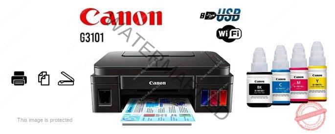 Impresora Canon G3101