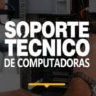 Soporte Tecnico de computadoras